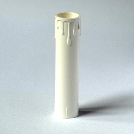 Plasteschaft Kerzenschaft für 14mm Lichtertülle...